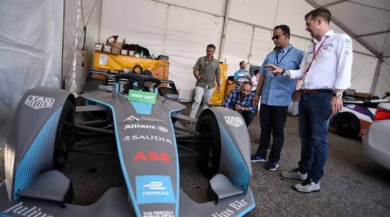 4 Fakta Formula E Jakarta, Balapan di Monas