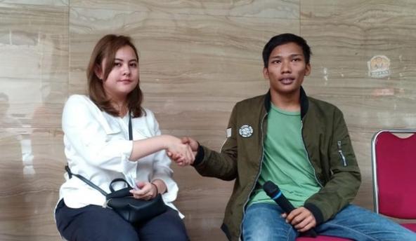 Karyawati di Viral Salah Jalan Minta Maaf ke Driver dan Grab