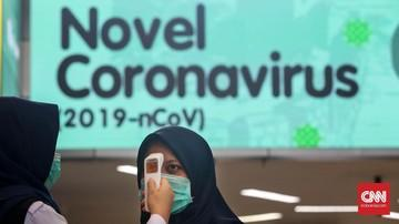 4 Tahap Kemenkes Deteksi Virus Corona Sesuai Pedoman WHO