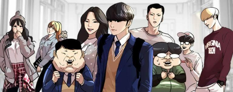 Intip Yuk Webtoon Korea Yang Seru Abis