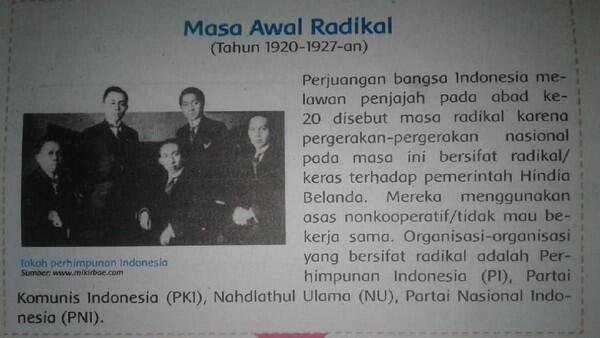 Buku SD yang Sebut NU Radikal Masih Beredar, Ini Upaya PCNU Surabaya