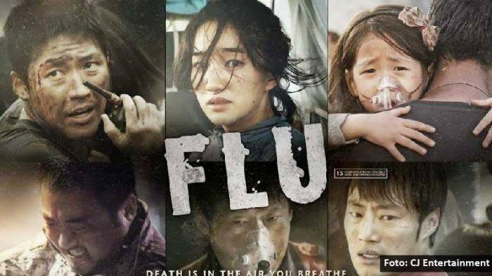 Nonton Film Flu Asal Korea Di TV Asli Merinding, Beginikah Virus Corona Menyerang