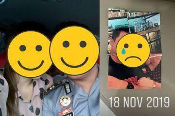 Viral, Polisi Ini Terciduk Selingkuh!Disidak Oleh Mertua Yang Jabatannya Wakapolda.
