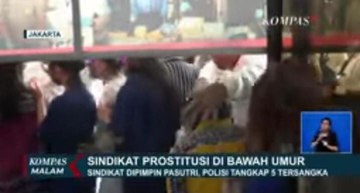 Prostitusi anak diungkap polisi di Apartemen Gading Nias Residence