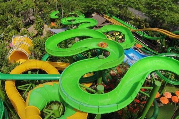 5 Waterpark Terbesar di Bali yang Bakal Berikan Pengalaman Seru