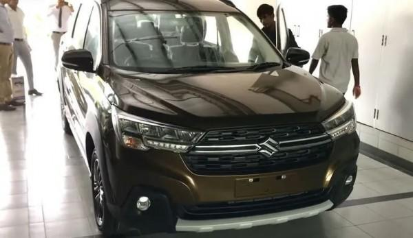 Suzuki Ertiga Rasa SUV Meluncur 15 Februari, Ini Bocoran Harganya