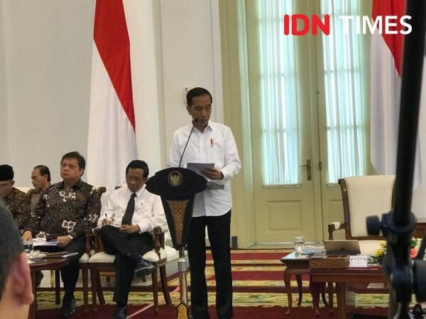 Hadapi Wabah Corona, Jokowi Minta Menteri Segera Belanjakan Anggaran