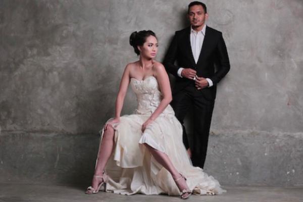 Satu Dekade Menikah, 10 Potret Kemesraan Verlita Evelyn dan Ivan Saba