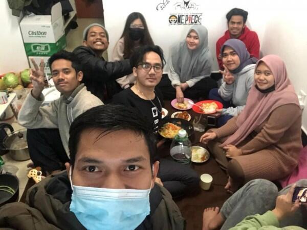Posko Kemanusiaan Ditutup, 2 Mahasiswa Aceh Masih Berada di Tiongkok