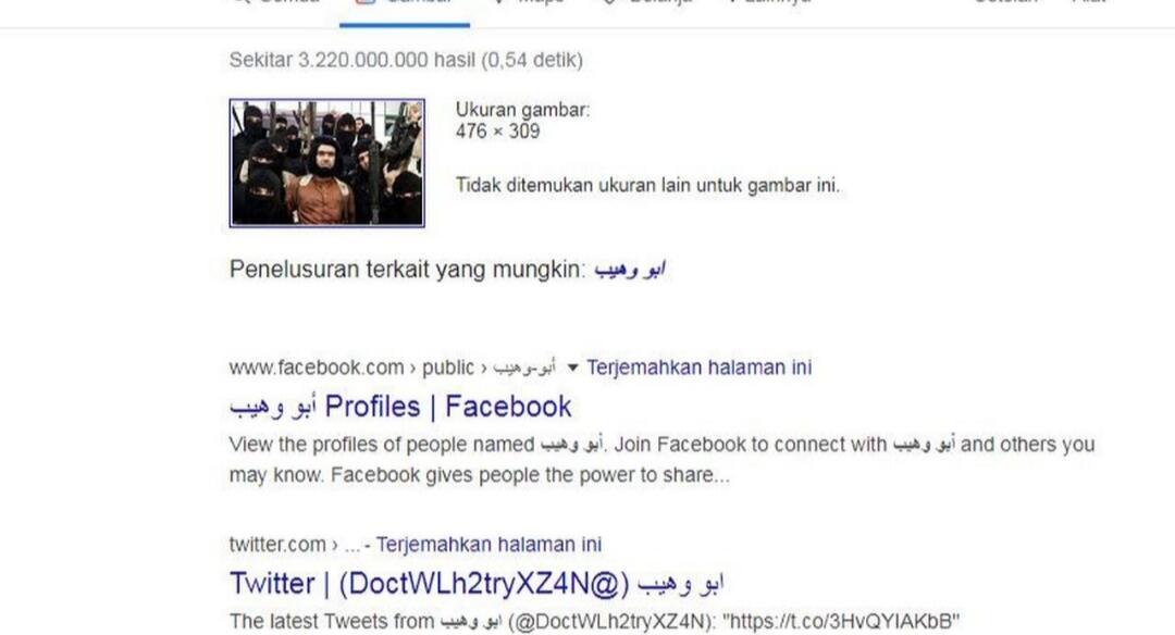 Cek Fakta: Pimpinan ISIS Abu Bakar Al Baghdadi Agen Mossad Israel? Ini Faktanya