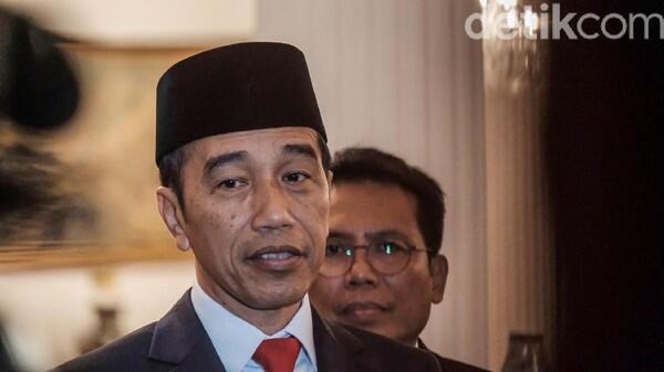 Jokowi Perintahkan Ratusan Eks Kombatan ISIS Diidentifikasi Lalu Dicekal