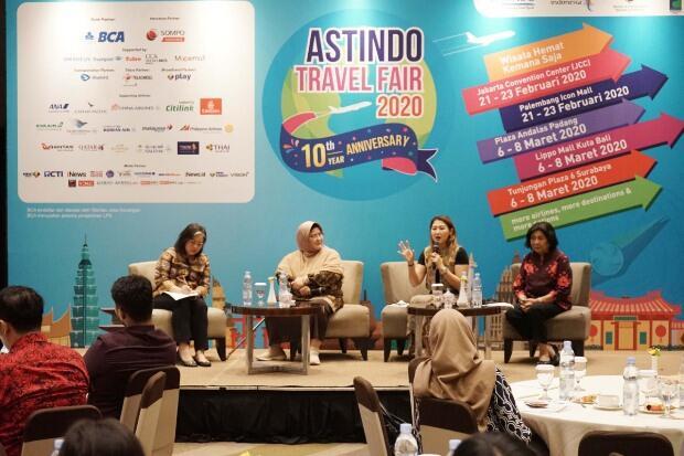 Gelar Travel Fair, Astindo Yakinkan Berwisata Tetap Aman