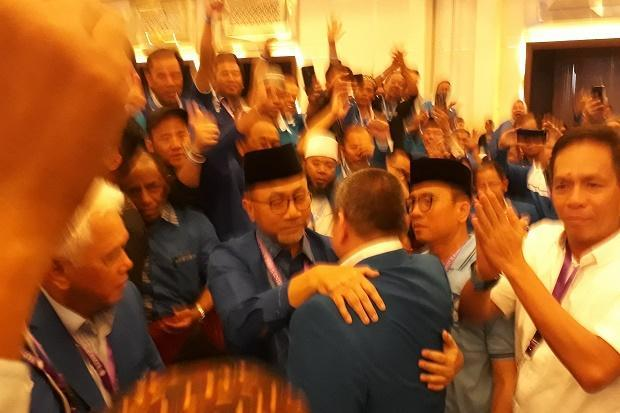 Pinjam Pesan Amien Rais, Zulhas Ajak Kader PAN Kembali Bersatu Setelah Kongres V