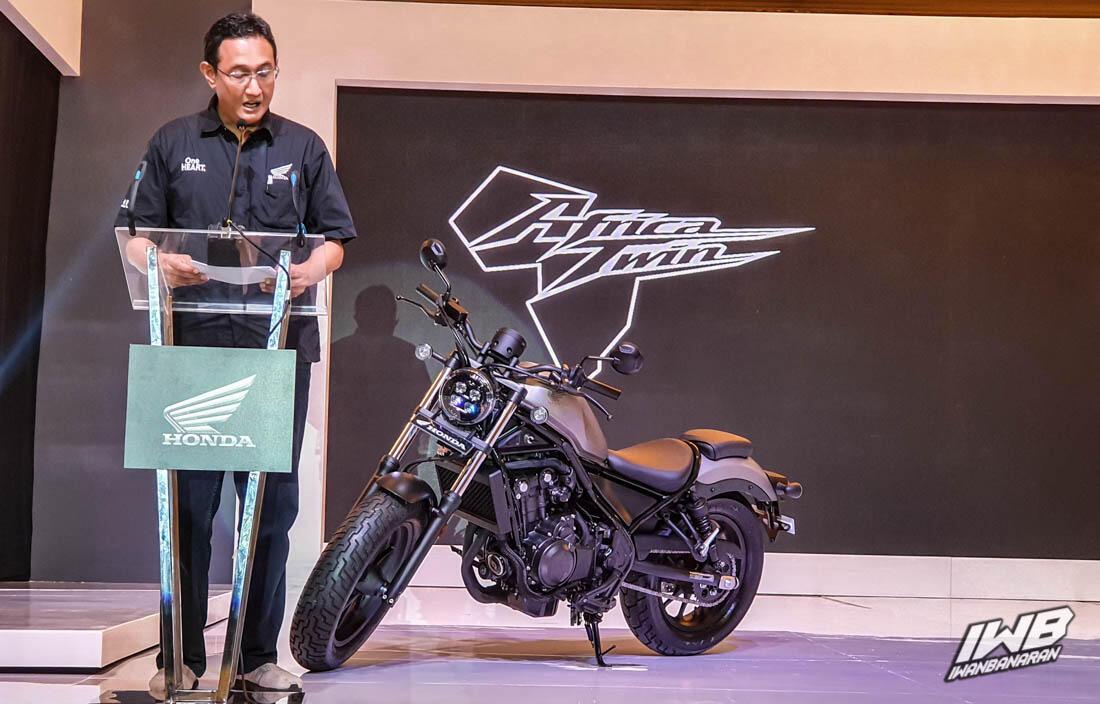 Netizen Banyak Yang Pengen Dua Motor Honda Ini Masuk Ke Indonesia