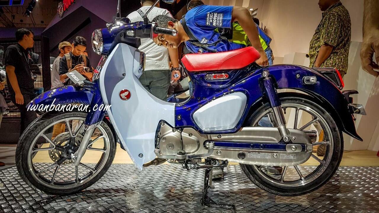 Harga Motor Bebek Honda Ini Di Indonesia Makin Gak Wajar, Masa Setara Motor 250cc