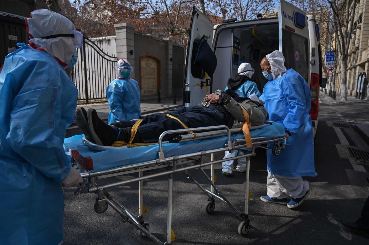 Korban Meninggal Akibat Virus Corona Mencapai 1.115 Orang