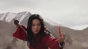 WAH GAWAT . . . .AKIBAT VIRUS CORONA FILM MULAN 2020 BISA JADI GAGAL TAYANG