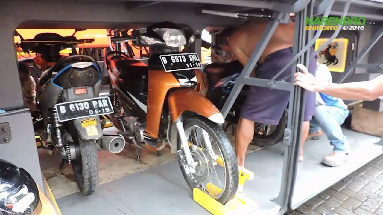 Sekarang, Motor sudah bisa via Tol Transjawa!