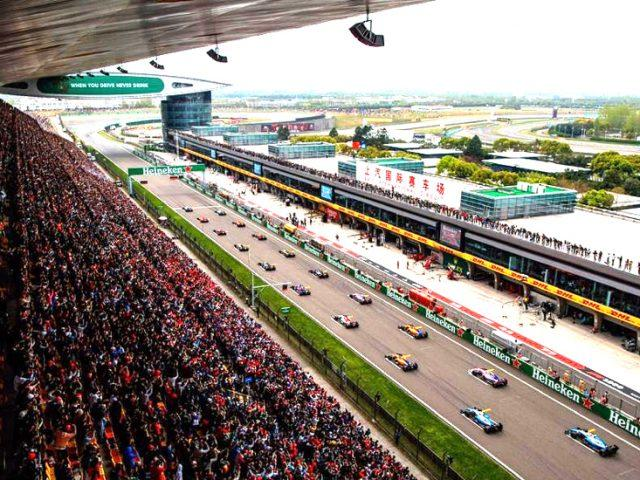 Aduh, Penonton F1 Terus Merosot