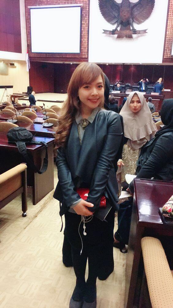 Main Tiktok malah ketemu CEO Cantik Perusahaan Game Indonesia