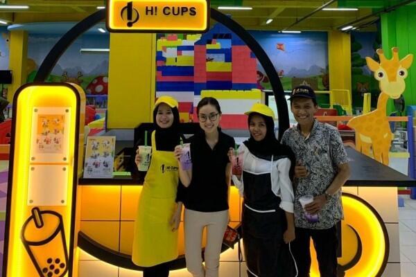 H! Cups, Minuman Kekinian yang Fokus pada Women Empowerment Indonesia