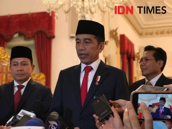 Jokowi Minta Kapolri Tindak Penolak Renovasi Gereja di Balai Karimun
