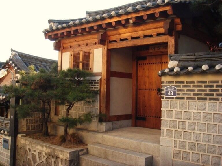 Korea Bentuk Rumah yang Minimalis, Unik dan Apik