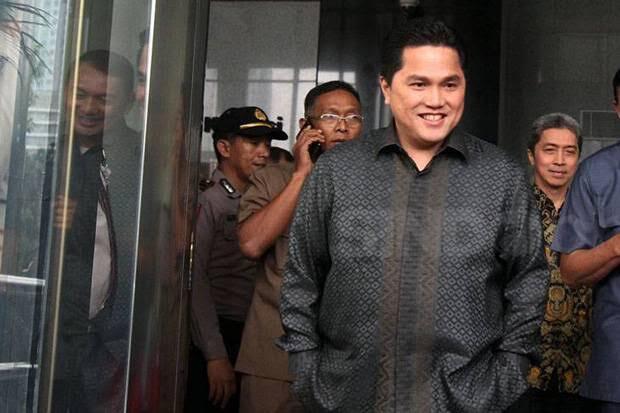 Siap-siap, Erick Ingin Rombak Manajemen Bank Mandiri