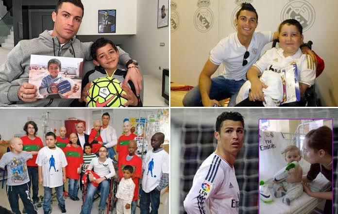 3 Alasan yang Menjadikan Cristiano Ronaldo Layak Diidolakan