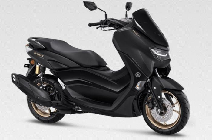 Mungkin Banyak Yang Penasaran, Top Speed All New Yamaha NMAX Hanya Dapet Segini