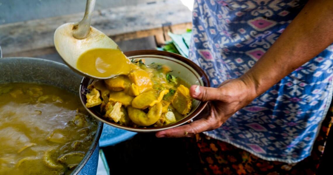 [COC Regional : Makanan Tradisional] Aneh Tapi Enak Banget
