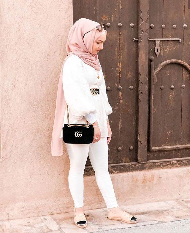 Trend Hijab Fashion Korea 2020