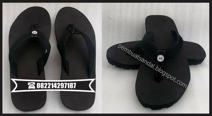 beli sandal jepit custom untuk santai