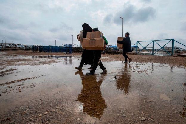 Tangis Remaja Perempuan WNI Eks ISIS di Suriah, Rindukan Suasana Damai Indonesia