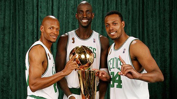 The Big Three dalam NBA yang Pernah Berjaya Pada Masanya