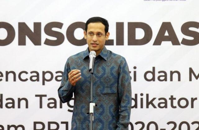 Nadiem: Dana BOS untuk Guru Honorer Bukan Solusi tapi Ini adalah Langkah Pertama