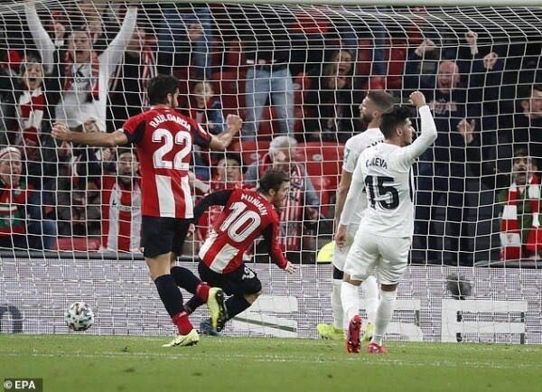 Libas Granada, Athletic Bilbao Satu Langkah Menuju Final Copa del Rey