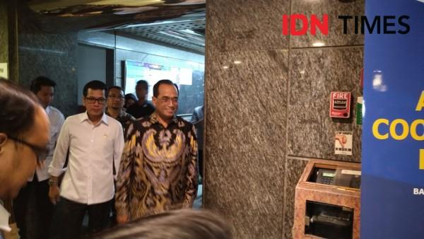 Menhub: Penerbangan Indonesia Turun 30 Persen akibat Virus Corona