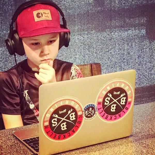 Masih Belia, Inilah 10 Gaya Jaxon Bieber yang Stylish Abis