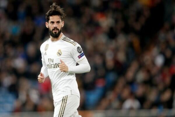 Tak Putus Asa, Real Madrid Sodorkan Isco Demi Dapatkan Paul Pogba