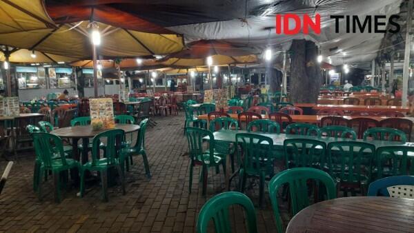 Lenggang Jakarta Karya Ahok Akan Digusur Anies, Pedagang Pasrah