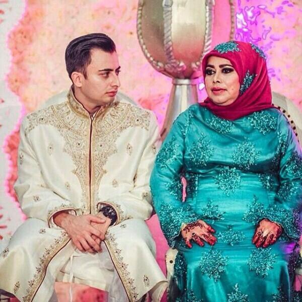 Family Man, Intip 10 Potret Hangat Irvan Farhad & Sang Mama!