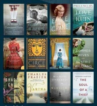 Ini Novel Favoritku, Apa Novel Favoritmu?