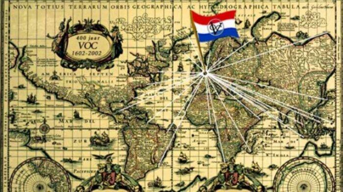 Ternyata Indonesia Tidak Dijajah Selama 350 Tahun Oleh Belanda
