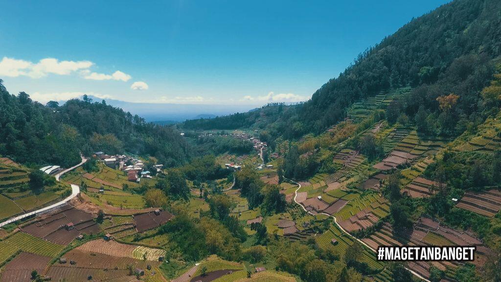 [COC Regional : Lokasi Wisata] Air Terjun Tirtosari di lereng gunung lawu Magetan