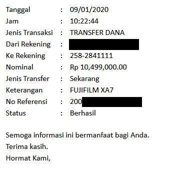 Pelayanan Plaza Kamera - Surabaya Mengecewakan