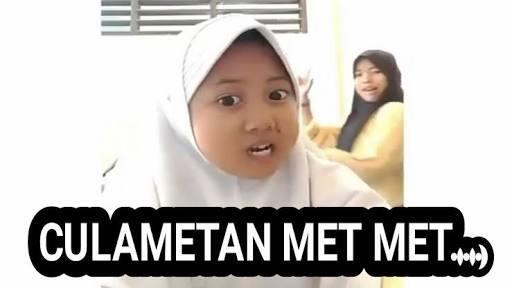 Lagu Culametan Met Met Viral, Jangan Ditiru Bahasanya Kasar Gan