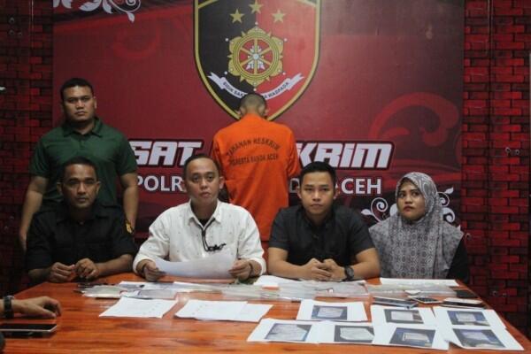 Gunakan Instagram, Napi Peras dan Ancam Remaja di Banda Aceh