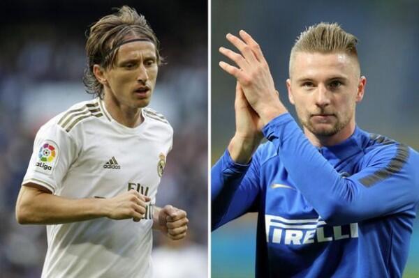 Demi Dapatkan Milan Skriniar, Real Madrid Bakal Korbankan Luka Modric