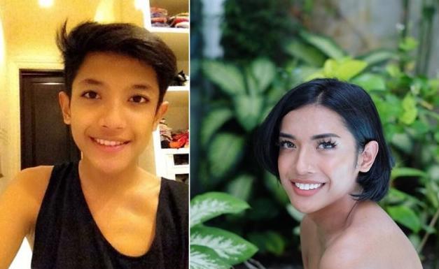 Netizen Heboh Millen Cyrus Unggah Foto Toples, Ria Ricis Ikut Komentar